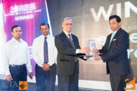Copy of Blood Bank Donor Management SMS System won National Best e-Content Award in eSwabhimani